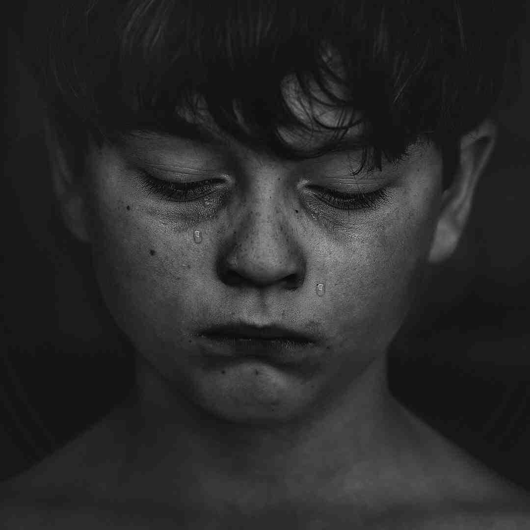 Comment arrêter de pleurer tout le temps ?