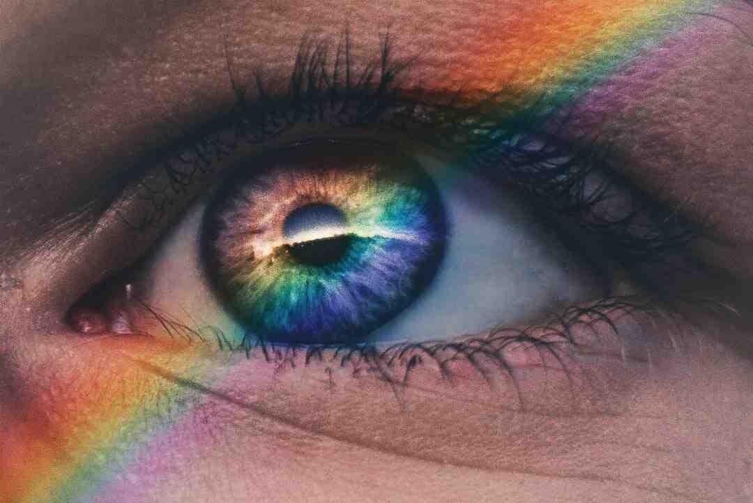 Comment savoir si on a encore une lentille dans l'œil ?